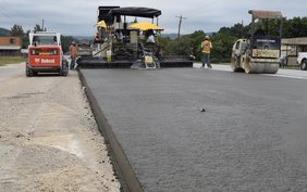 TxDOT Roller Compacted Concrete US 83 Leakey &quot;class =&quot; galleryImageBorder wsite-image &quot;/&gt; <span style=