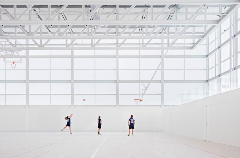 complexe sportif alberto campo baeza
