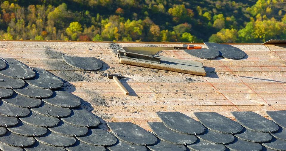 Le démoussage de toiture : une opération indispensable pour préserver son toit