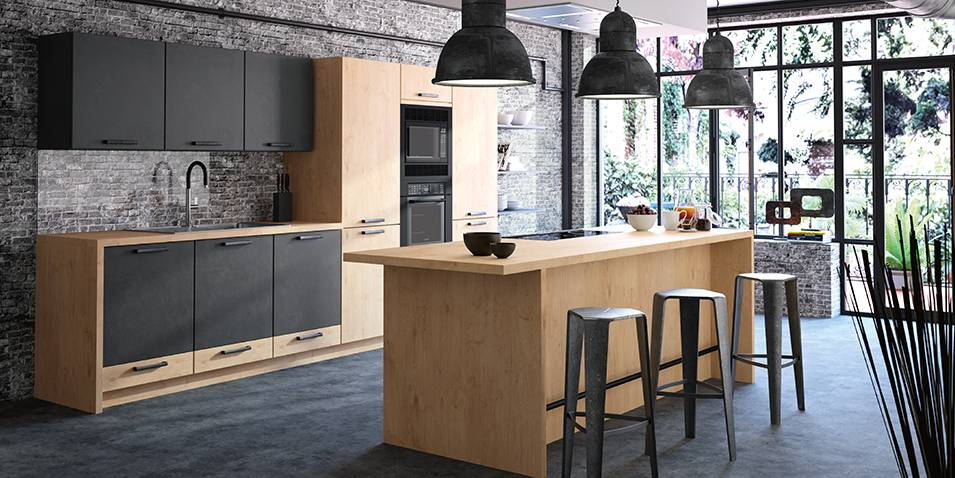 6 Grandes Idees D Amenagement De La Cuisine Ma Decoration Beton