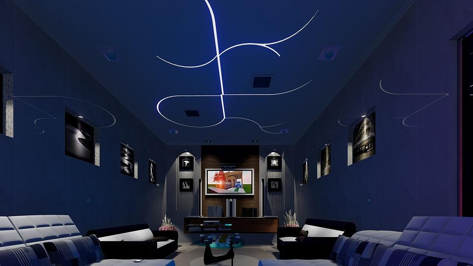 Bien éclairer son intérieur avec une moulure plafond LED
