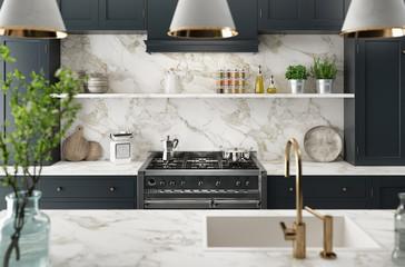 Quel style pour votre cuisine moderne