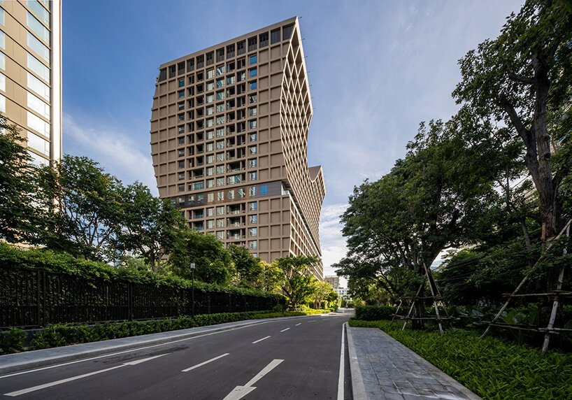 PLAN Architecte Sindhorn Kempinski