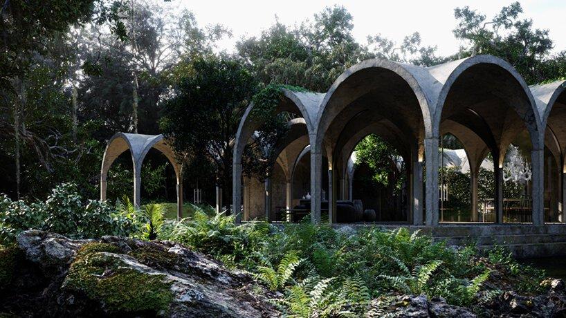 marc thorpe quatre jardins