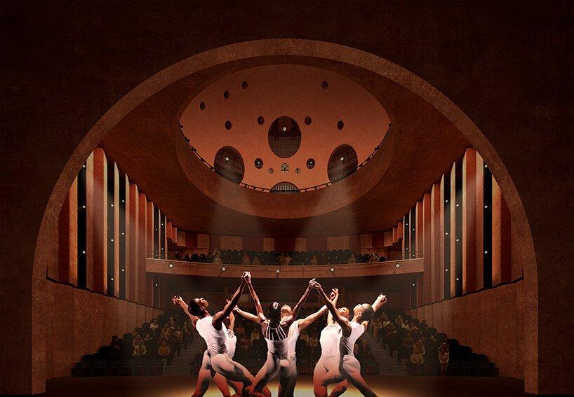 Adjaye Associates dévoile le design du nouveau campus de l'Africa Institute à Sharjah, aux Émirats Arabes Unis