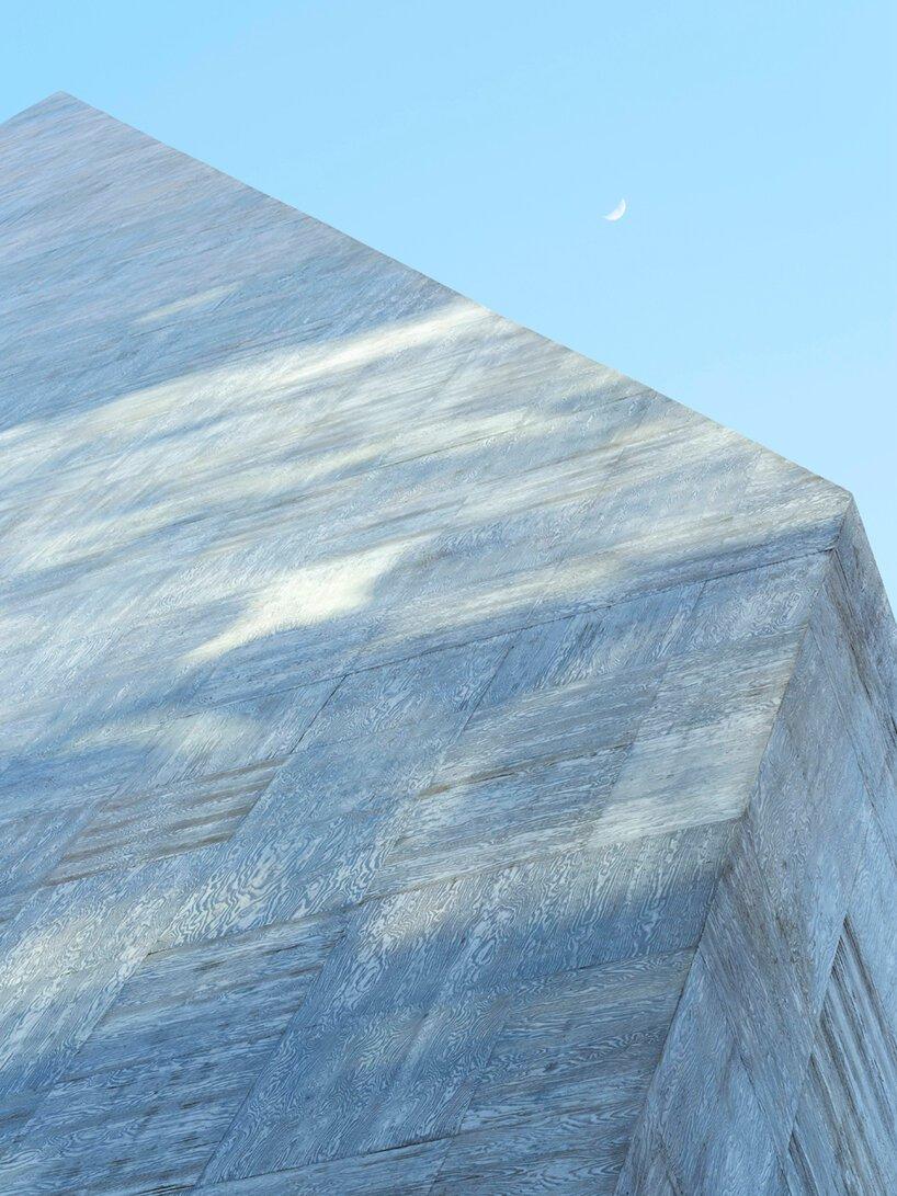 herzog & de meuron achève le bâtiment monolithique ST/songeun, son premier projet en corée